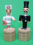 Wackelfigur Brautpaar