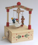 Spieldose Kinderkarussell